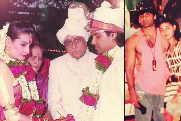 suniel and mana shetty wedding