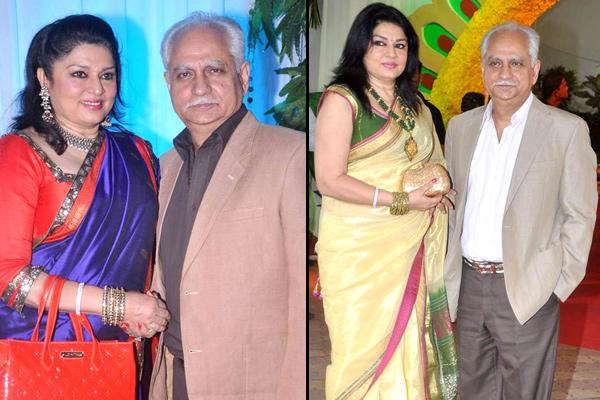 Kiran Juneja and Ramesh Sippy