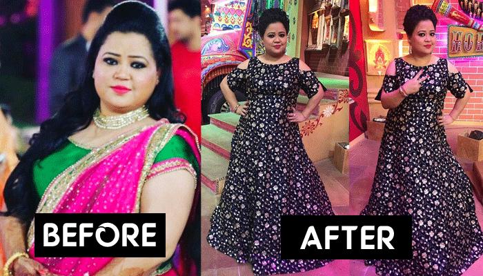 pierdere în greutate bharti singh
