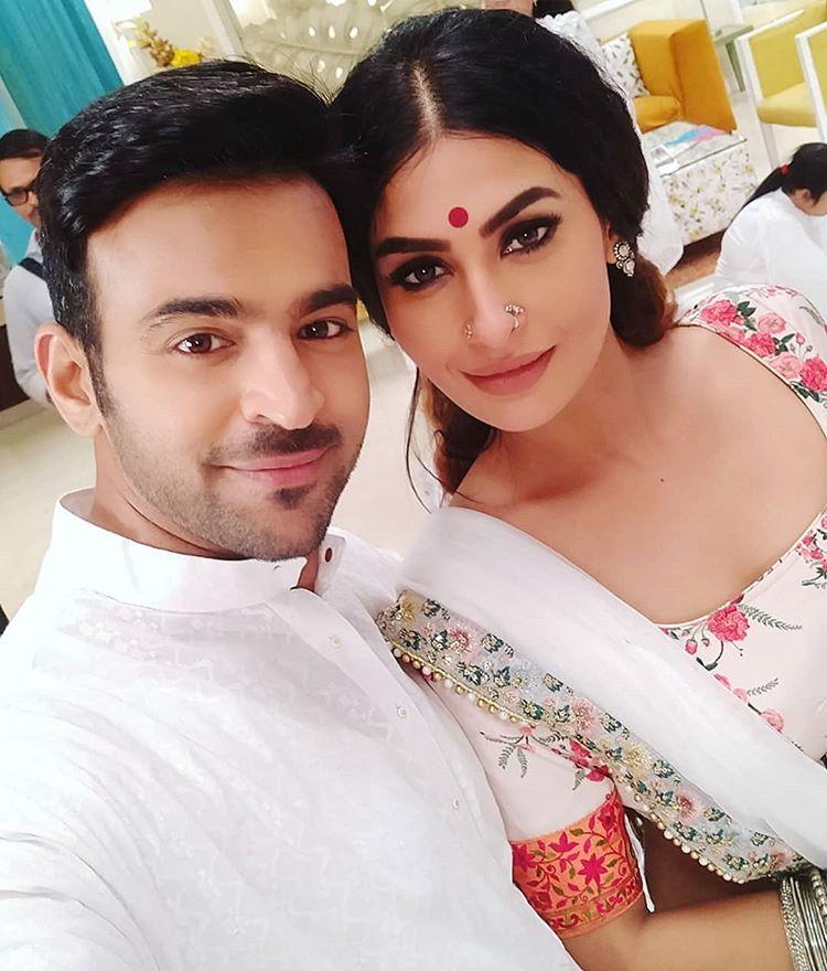 Mithil Jain and Pavitra Punia