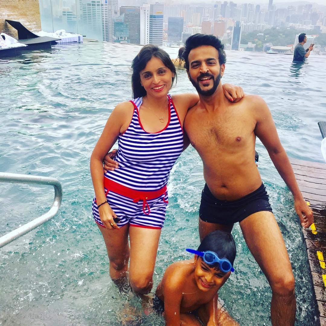 Mithil Jain and Sangeeta Jain