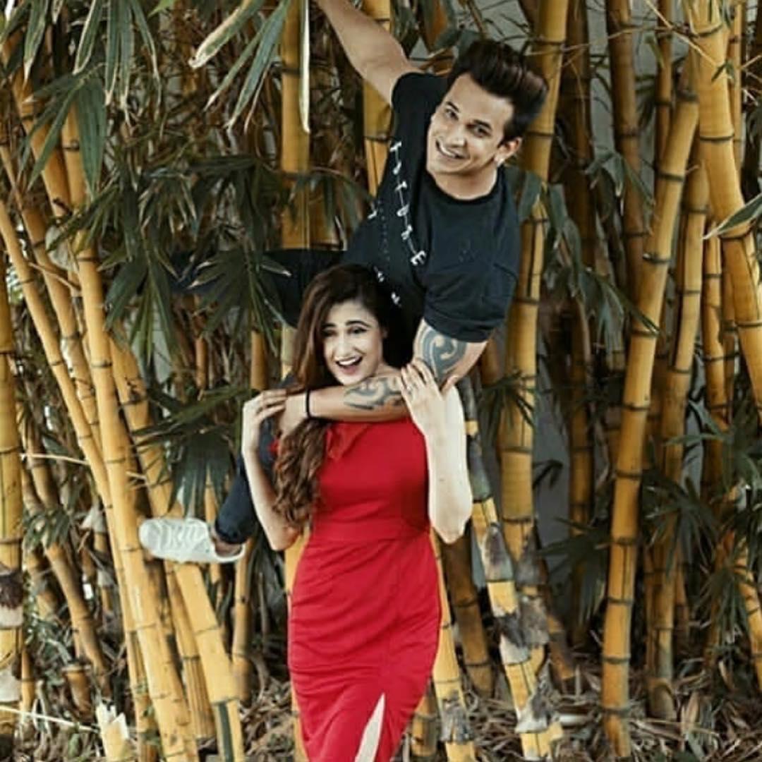 Prince Narula And Yuvika Chaudhary
