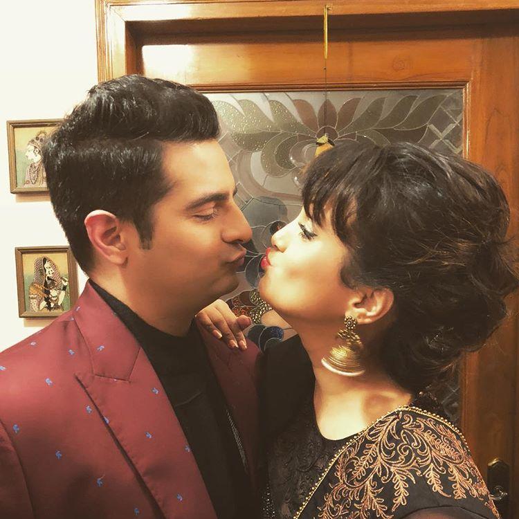 Karan Mehra Is Wife Nisha Rawal Fasting Partner