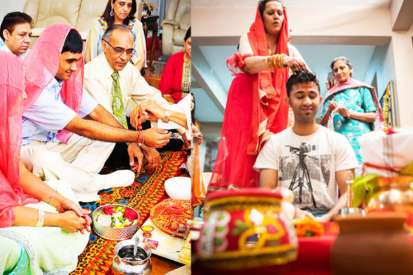 Unique Ritual Of A Sindhi Wedding