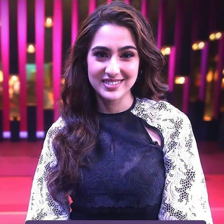 Sara Ali Khan on Koffee with Karan season 6