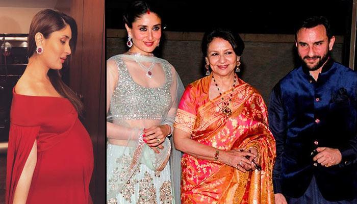 Sharmila Tagore and Kareena Kapoor