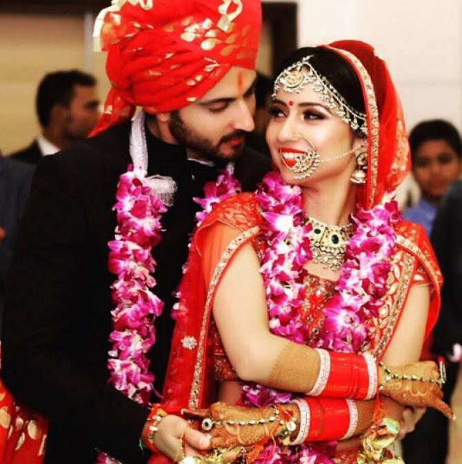 Vinny Arora and Dheeraj Dhoopar