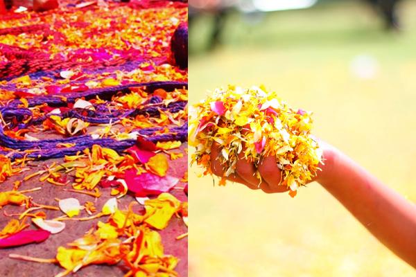 Eco-Friendly Ways To Celebrate Holi For Newly-Wedded Couple