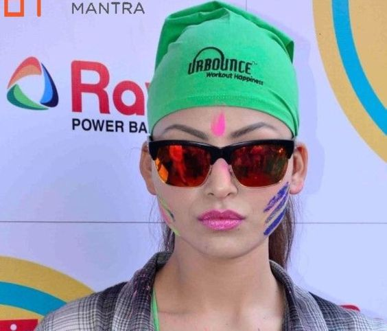 Skin and hair protection this Holi