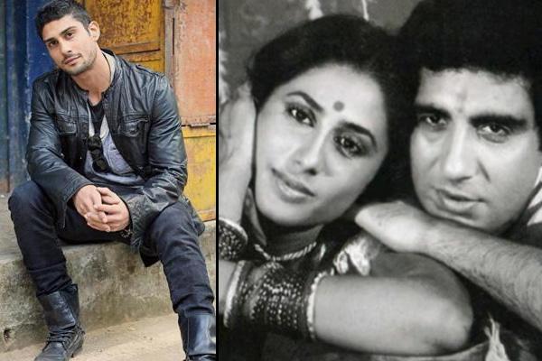 Prateik Babbar- Smita Patil and Raj Babbar