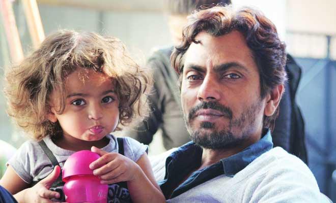 Nawaz with wife Aaliya