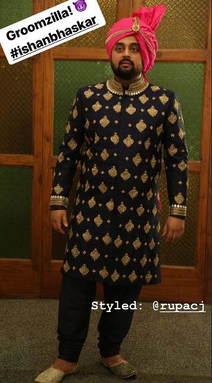 Swara Bhaskar's brother