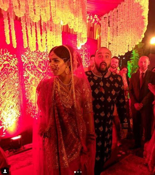 Swara Bhaskar's brother's wedding