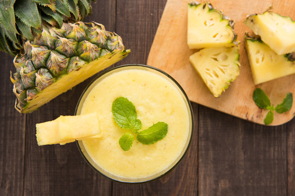 Pineapple for weight loss