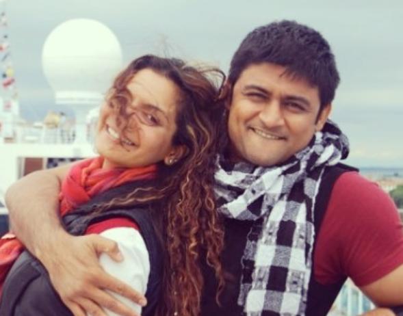 Manav Gohil and Shweta Kawaatra