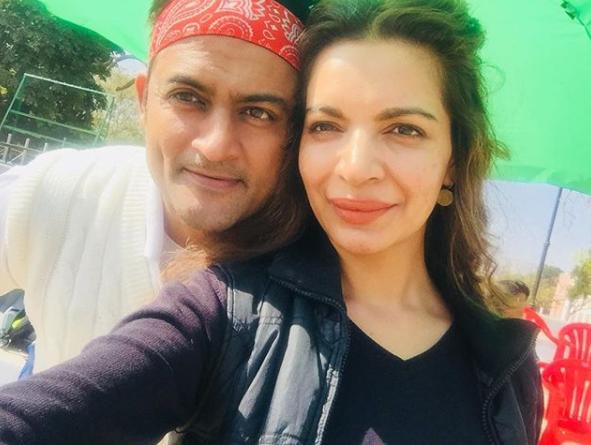 Manav and Shweta