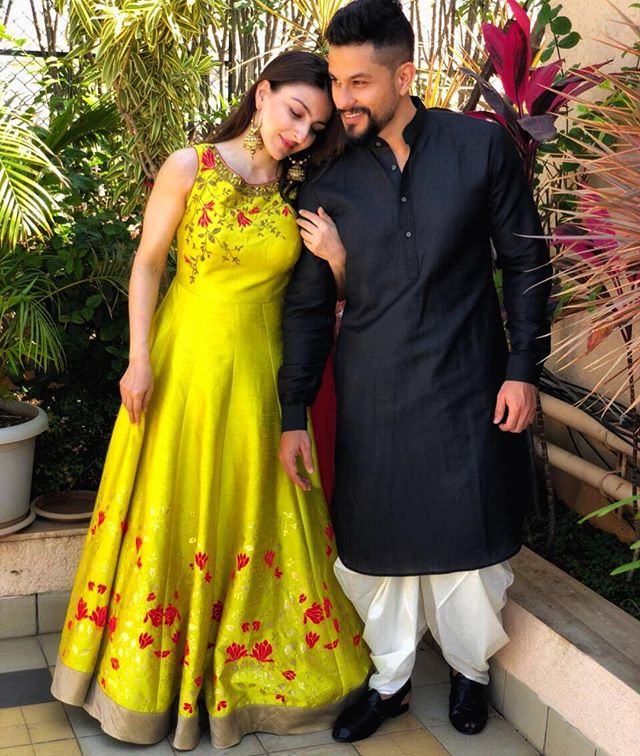 Kunal Kemmu and Soha Ali Khan