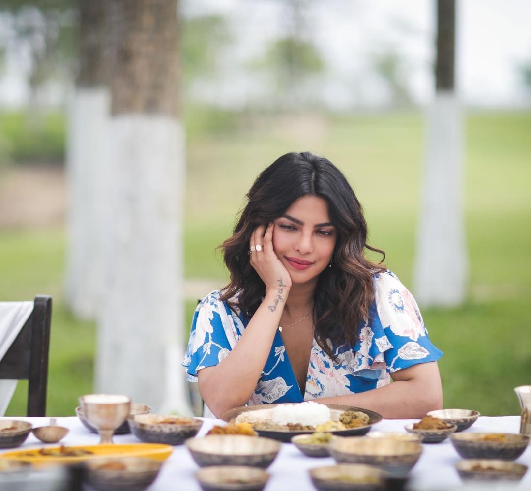 Priyanka Chopra's Secret Wedding