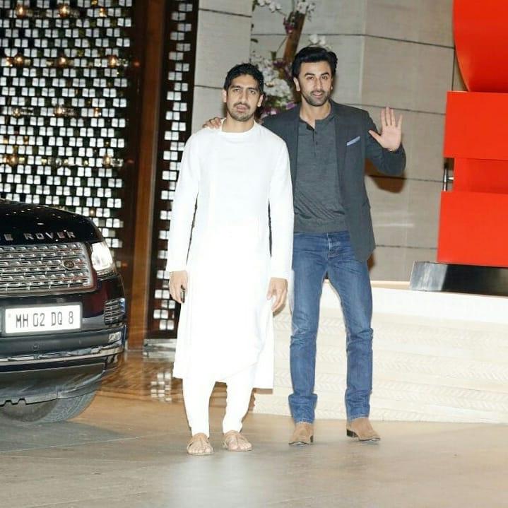 Isha Ambani And Anand Piramal Engagement Party