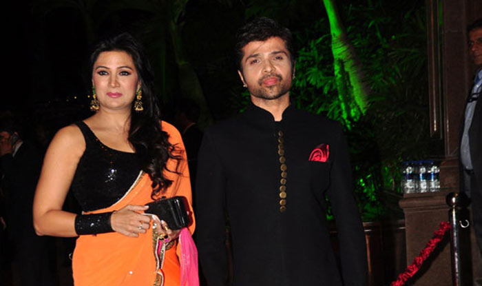Himesh and Sonia