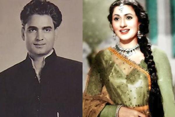 Kamal Amrohi And Madhubala