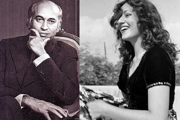 Zulfiqar Ali Bhutto And Madhubala
