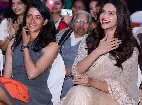 Deepika and Anisha