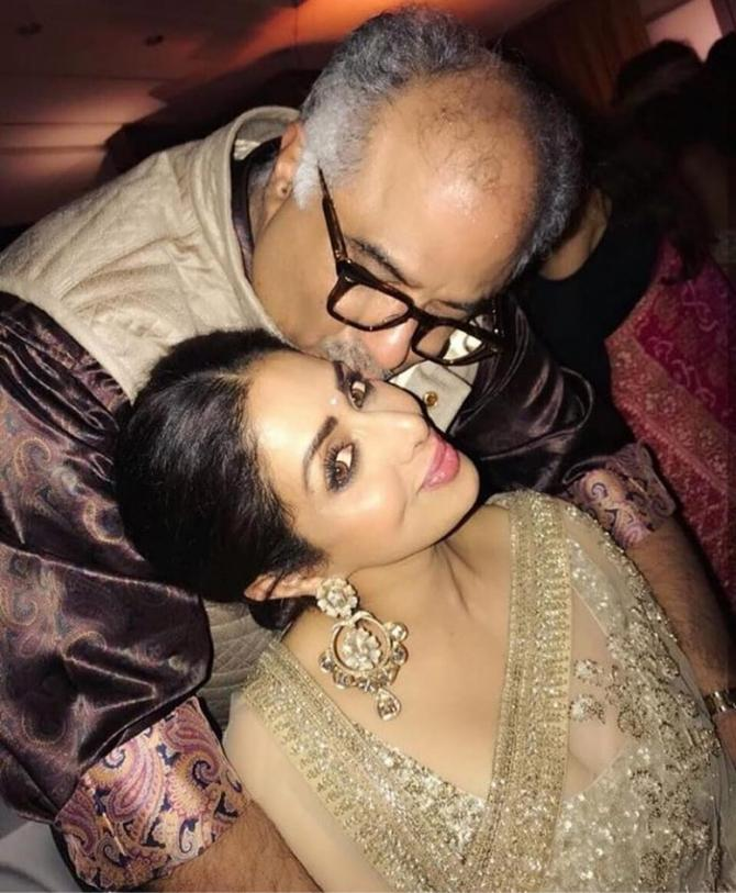 Boney Kapoor on living without sridevi