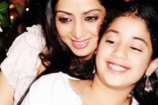 Janhvi Kapoor Talks About The Tragic Loss Of Her Mother Sridevi
