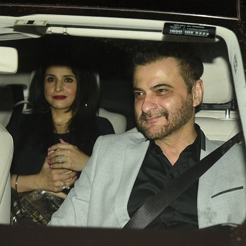 Natasha Poonawalla Hosts A Grand Party For Sonam And Anand
