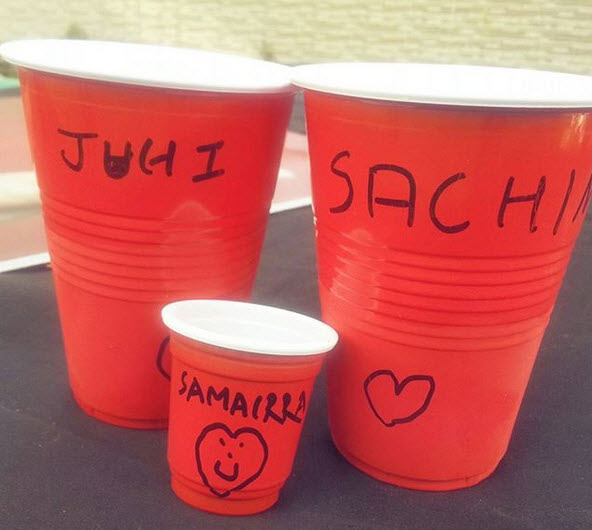 Family Cups