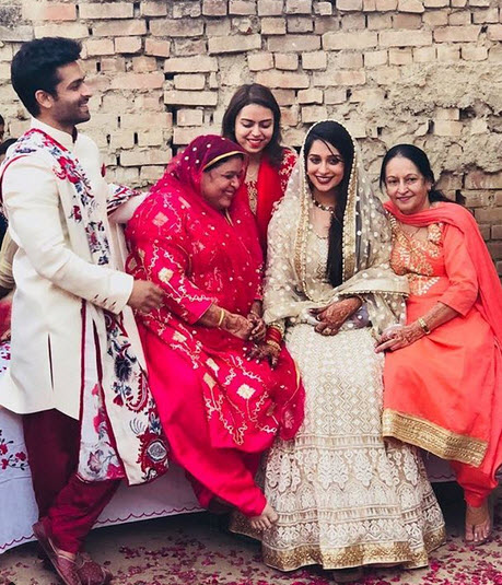 Dipika Kakar and Shoaib Ibrahim Family