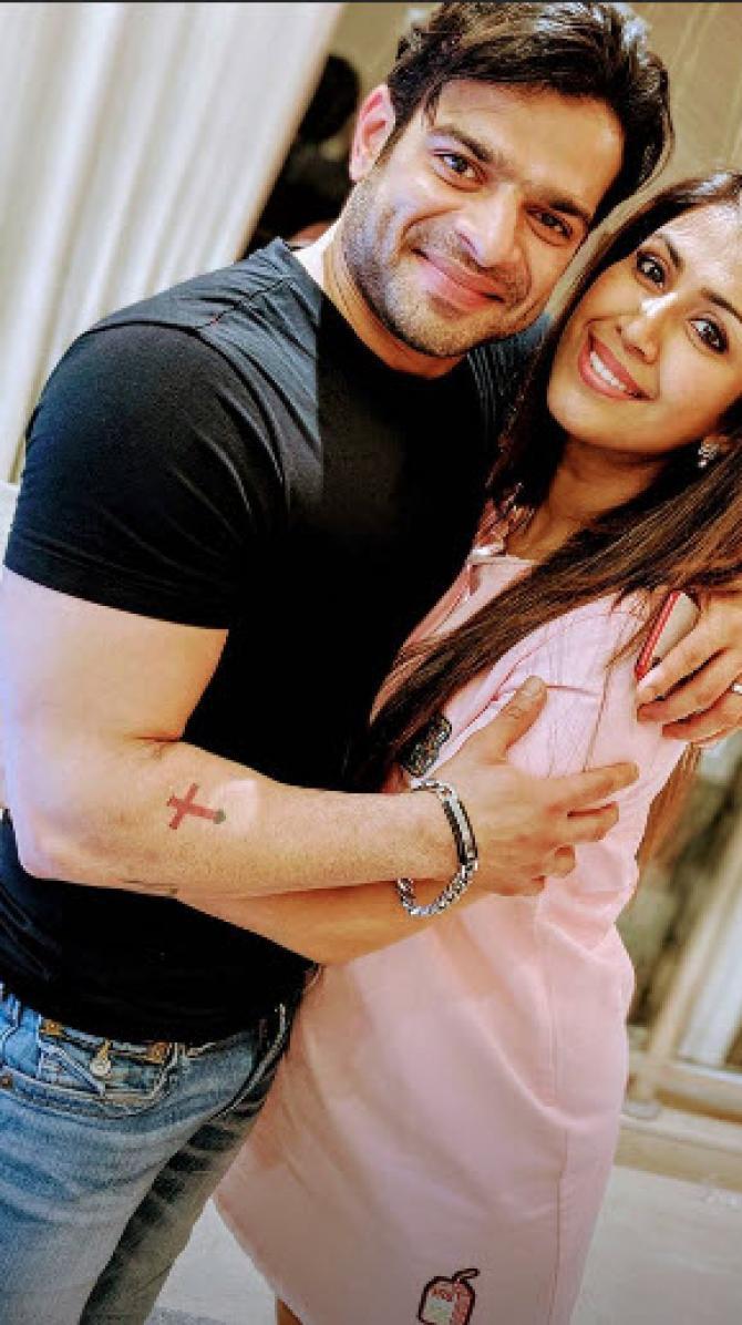 Karan and Ankita