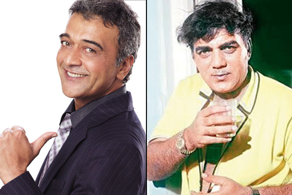 Lucky Ali and Mehmood Ali