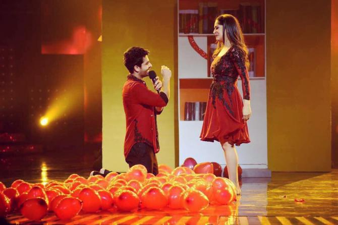Indian Television Celebrities Who Proposed To Their Partners On Reality Shows