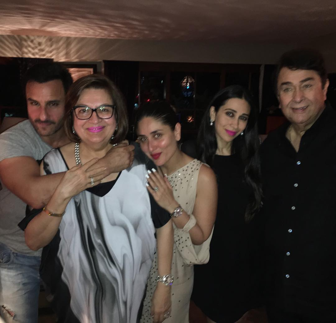 Randhir Kapoor And Babita Marital Life