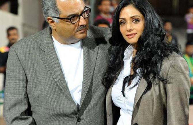 Boney Kapoor Talks About Sridevi Janhvi Kapoor Dhadak Arjun Kapoor