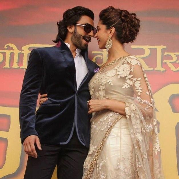 Ranveer Singh Turns Photographer For Deepika Padukone