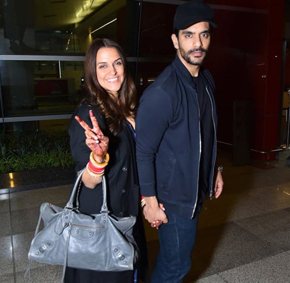 Mom to be neha dhupia shares the real reason why she hid her pregnancy