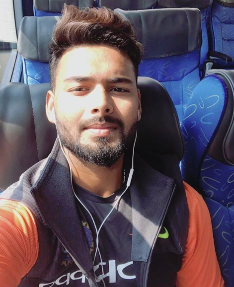 Rishabh Pant Introduces His Girlfriend Isha Negi To The World With A Lovely Post Picture Inside