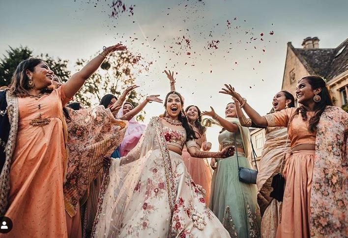 Akanksha Sabyasachi Bride