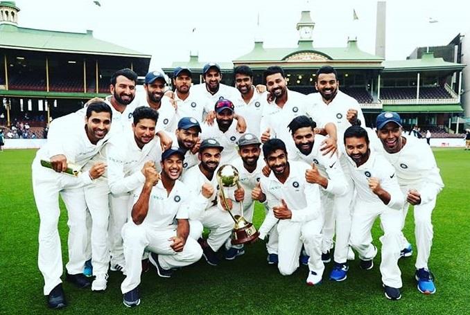 Anushka Sharma proud after India's win