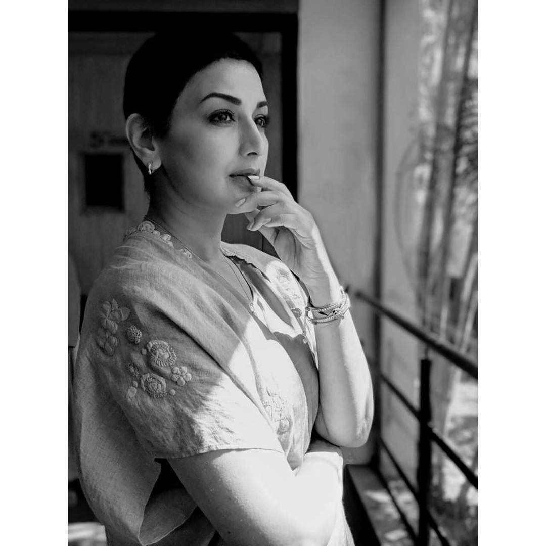 Sonali Bendre On World Cancer Day