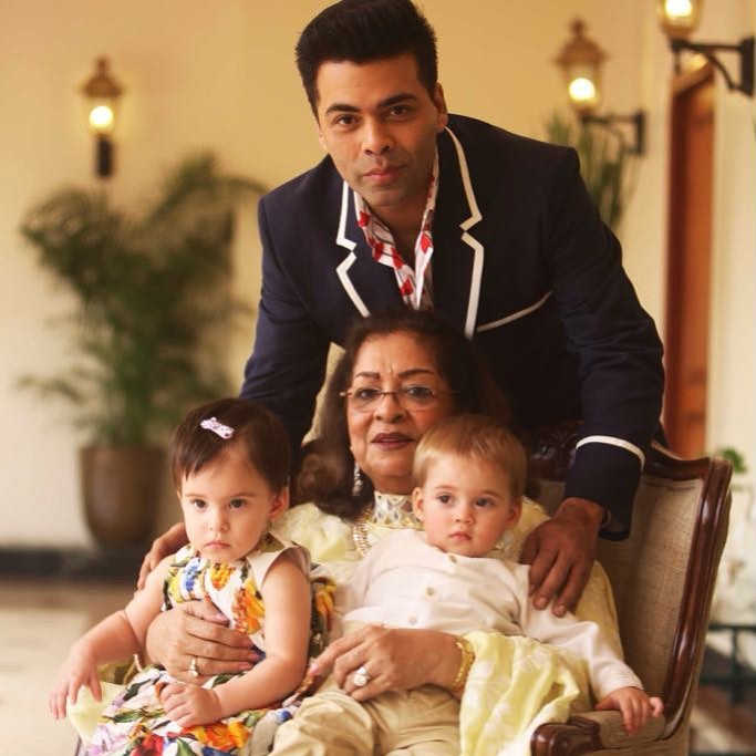 Yash and Roohi Johar