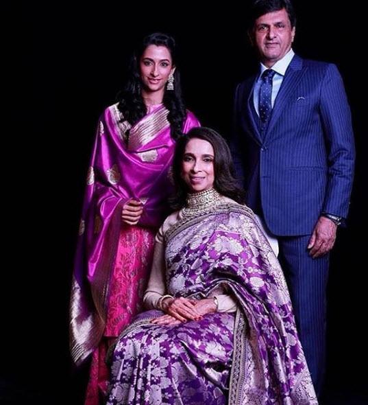 Deepika family