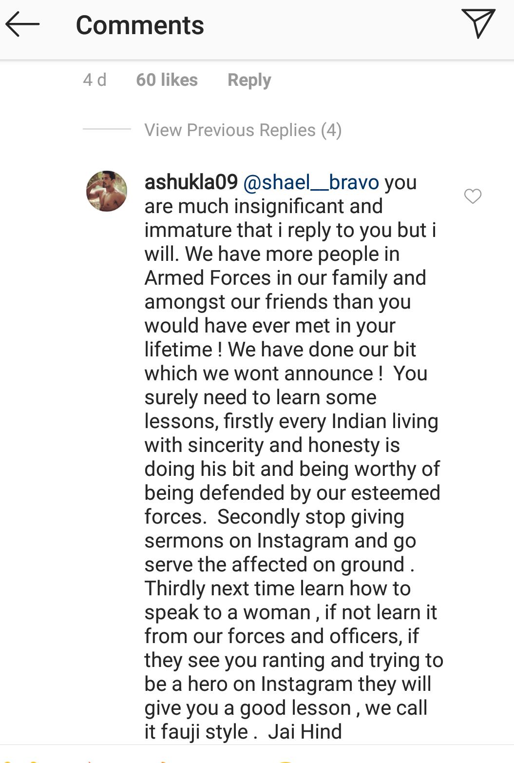 Abhinav Shukla defends Rubina Dilaik