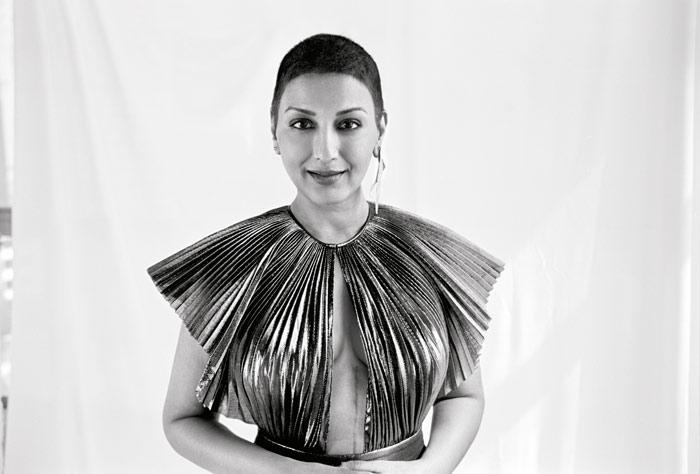 Sonali Bendre Vogue Photoshoot