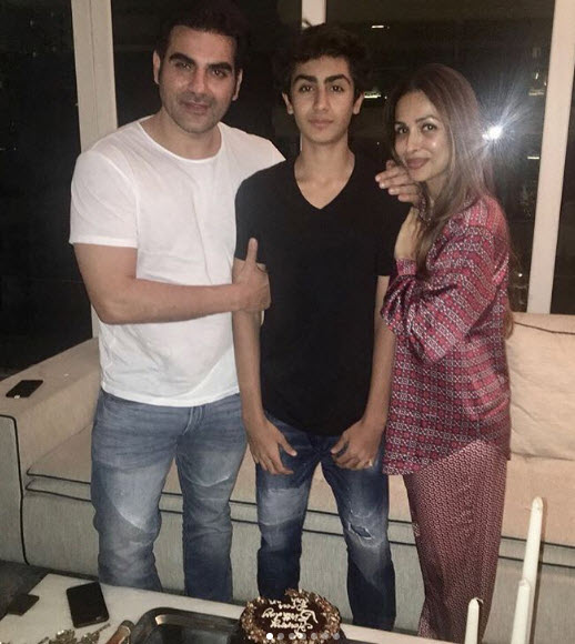 Arbaaz Khan Shares Interesting Facts About His Relationship With Son Arhaan
