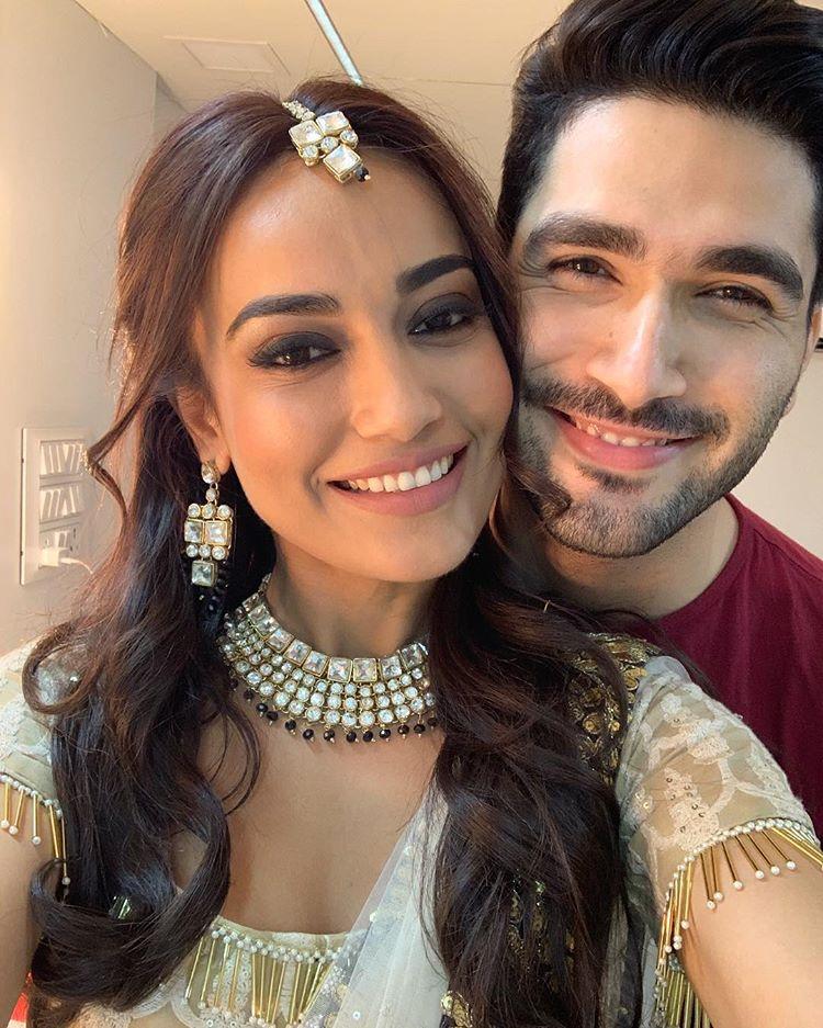 Surbhi Jyoti and Varun Toorkey