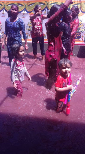 Khushi and Rajvir